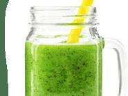 Zielony z awokado