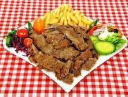 Danie kebab z wołowiny 190g