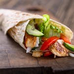 Super Kebab z kurczaka z serem 140g