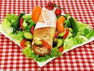XL Falafel wegetariański