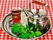 Herbata Arabska (1-2 osoby) - z miętą, kardamonem i cynamonem