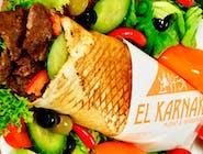 XL Kebab z wołowiny 170g