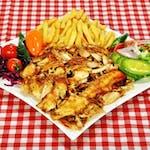 Danie Kebab z kurczaka z serem 190g