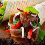 Super kebab z wołowiny z serem 140g