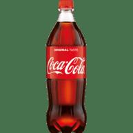 Coca Cola 1L za 5 zł