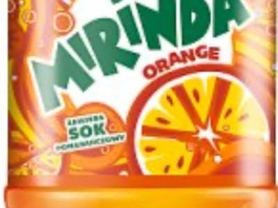 Mirinda pomarańczowa