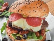Burger Italian