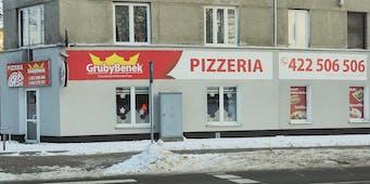Pizzeria Gruby Benek Łódź Bałuty