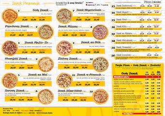 Pizzeria Gruby Benek Augustów