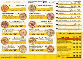 Pizzeria Gruby Benek Suwałki