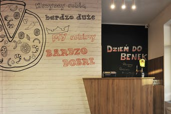 Pizzeria Grubego Benka Łódź Retkinia