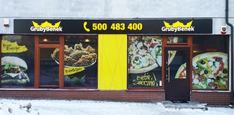 Pizzeria Grubego Benka Lublin