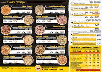 Pizzeria Gruby Benek Gliwice
