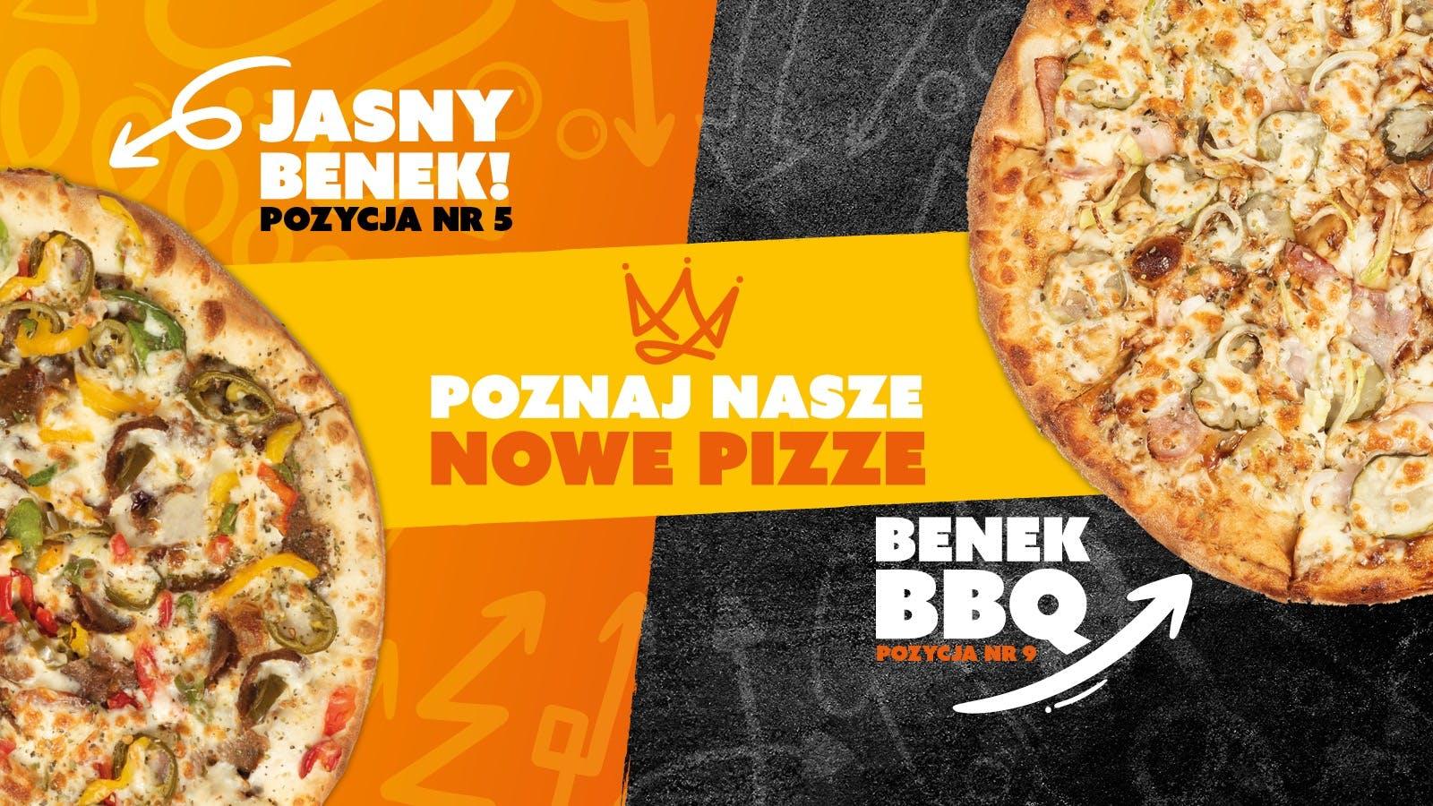 Nowe pizze