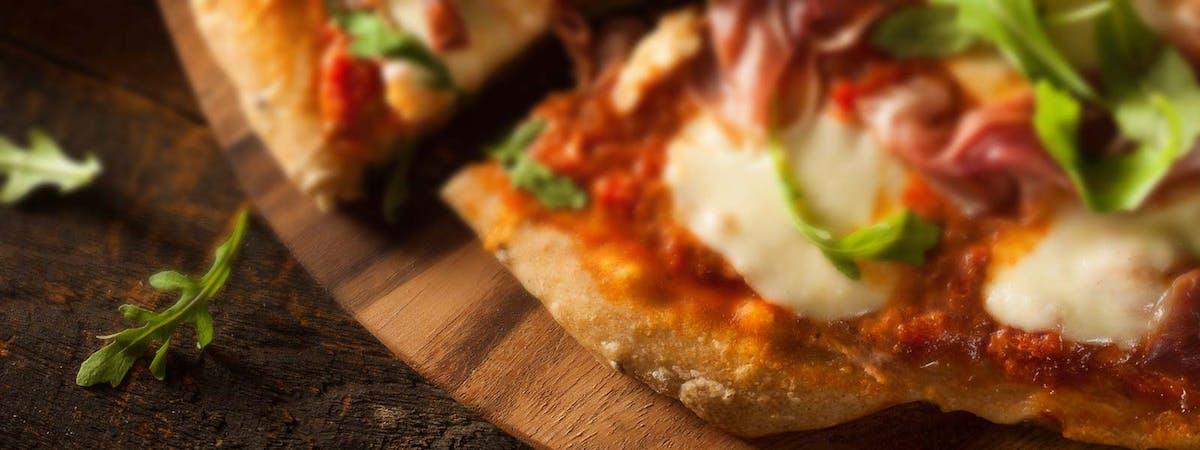 Pizza Mozzarella & Zottarella
