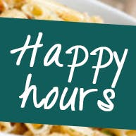 Happy hours 15%