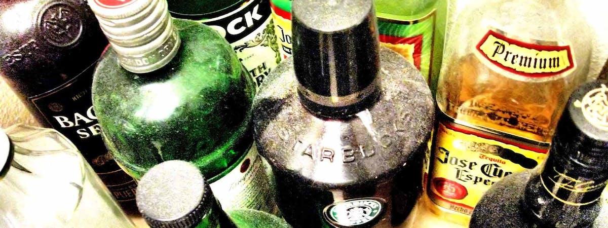 NAPOJE ALKOHOLOWE NA ROGRZEWKĘ
