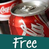 Coca Cola GRATIS!!!