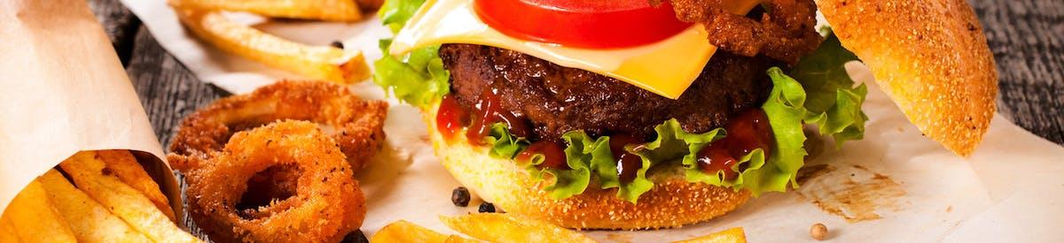 Burger 100% hovädzí