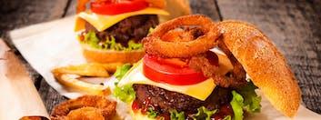 Niedziela - zestaw burgerowy!