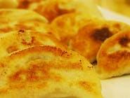 Pierogi z kaszą gryczaną i białym serem 1szt