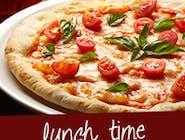 Promocja Pizza Capriciosa , nie łączy się z żadnymi promocjami-dopłata do normalnej ceny