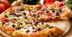 Pizza standard z pozycji 1 - 5 tylko za 12,-zł - po godzinie 18.00 !