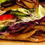 Kebab pita mały