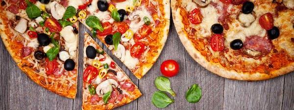 2 x DOWOLNA PIZZA