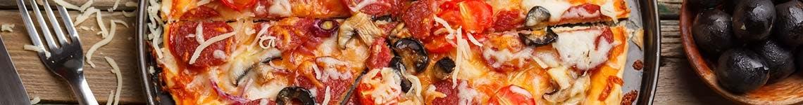 Pizza pe vatră - Medie (33cm)