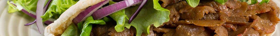 Kebab w rożku