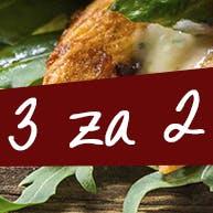 3 Pizze w cenie 2