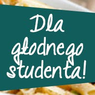Dla studentów i stałych klientów