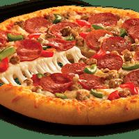 W weekend trzecia pizza GRATIS