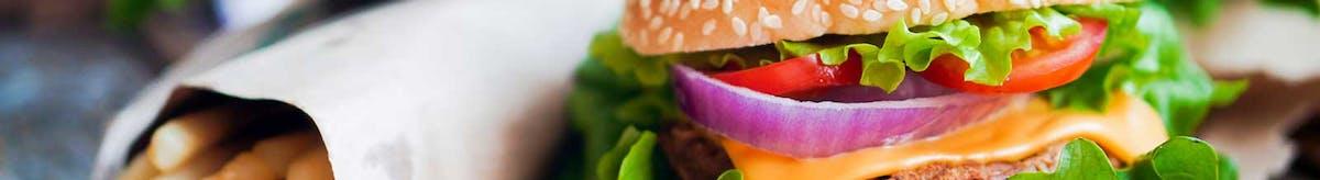 Frytki, nuggetsy i burgery