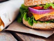 2. Burger amerykański XXL