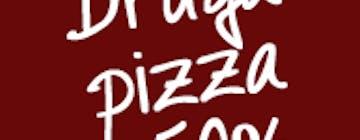 druga pizza za pół ceny