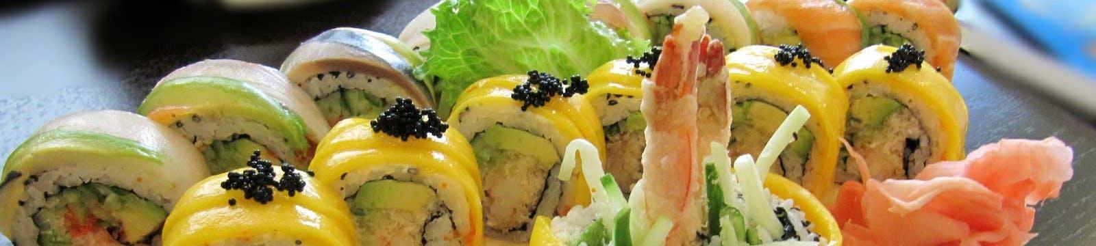 Takie Sushi tylko u nas!