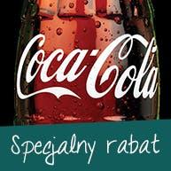 Coca-Cola 1,0l za 2 złote!