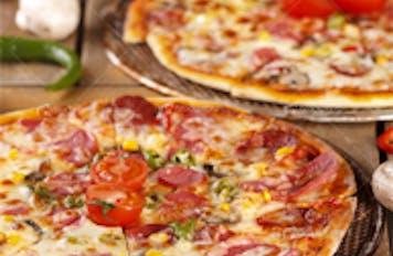 Nazbieraj 6 pečiatok, OBJEDNAJ TELEFONICKY  a ZÍSKAJ strednú pizzu.