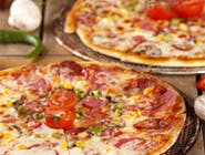 2 x pizza 33cm