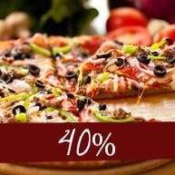 Czwarta pizza - 40%