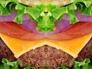 2. Burger amerykański XL