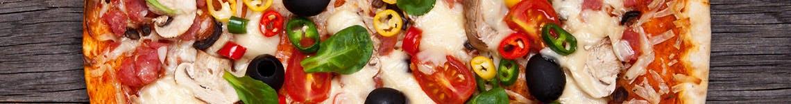 Pizza pół na pół - nowość :)
