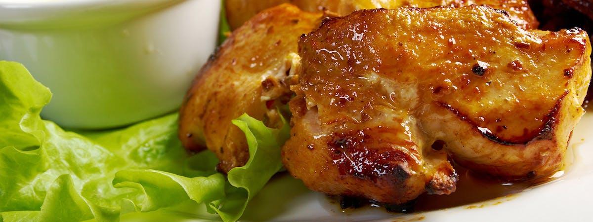 Polędwiczki z kurczaka
