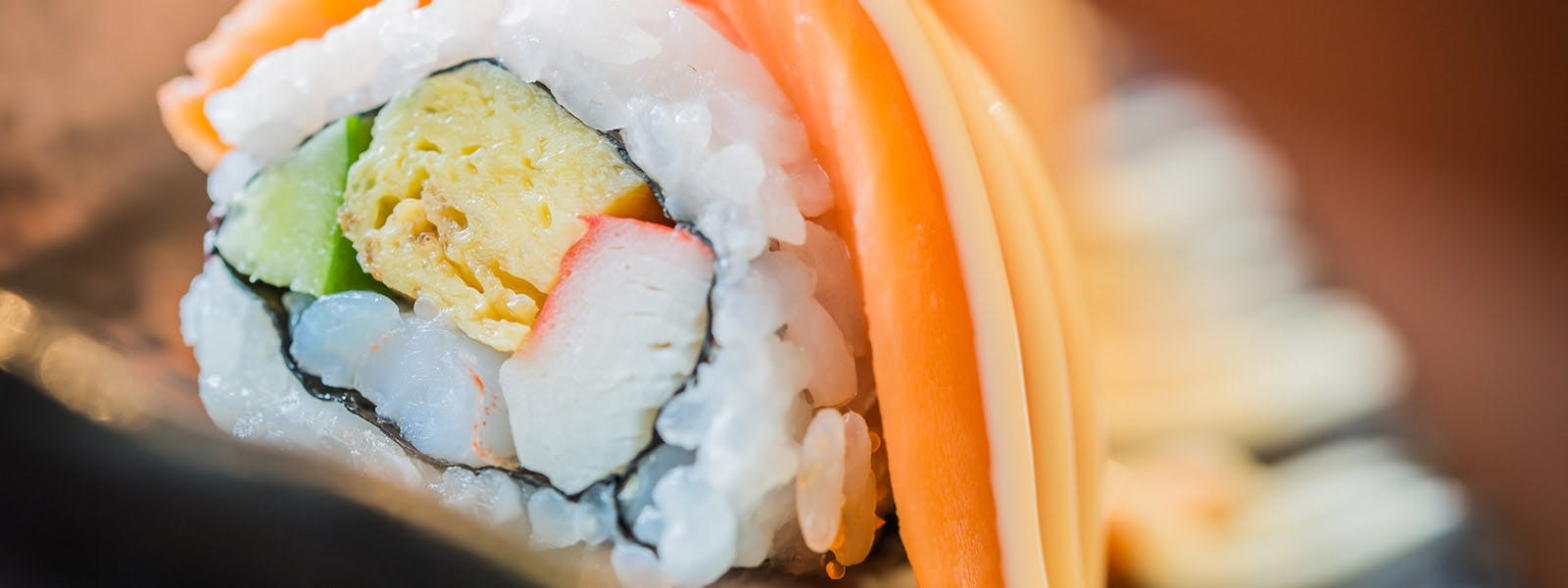 GOLD CALIFORNIA  MAKI 8 szt.