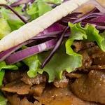 Kebab w cieście średni