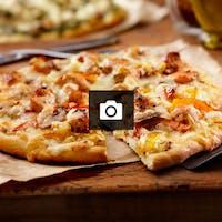 Przy zamówieniu dużej pizzy 50cm mała pizza 30cm za 5zł