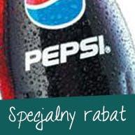 Pepsi 0,5l za 1 zł !