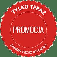 Pizza .PROSCIUTTO E FUNGHI 30 cm za 15 zł